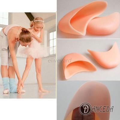 Балетки для занятий балетом или танцами из силикона для женщин