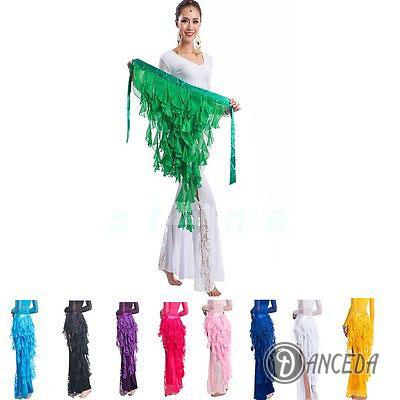 Набедренные повязки с фактурной поверхностью для восточных танцев